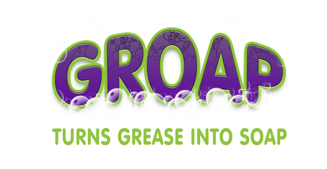 GROAP Turns Grease Into Soap!